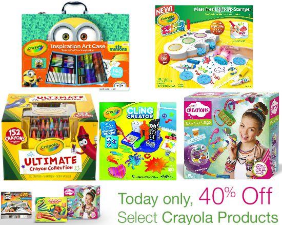 crayola products