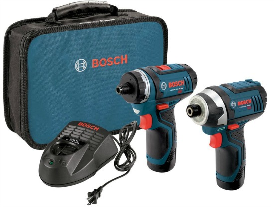 bosch impact drill kit