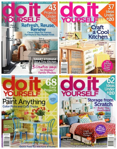 do it yourself magazine
