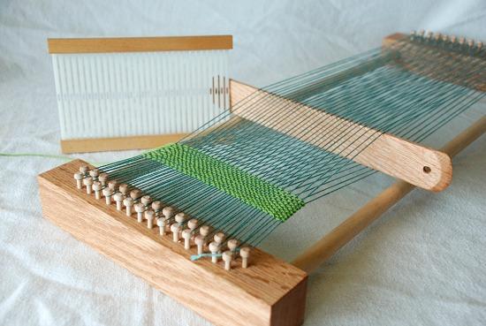 handmade loom