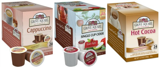 grove square k cups
