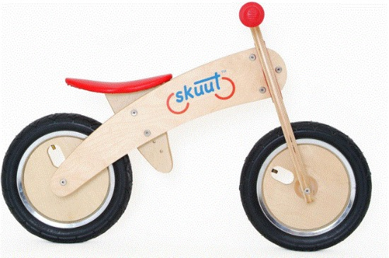 skut balance bike