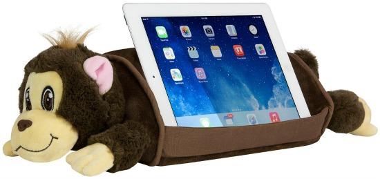 monkey tablet holder