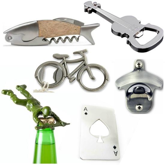 unique bottle openers