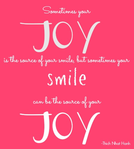 quotes - sometimes your joy is the source