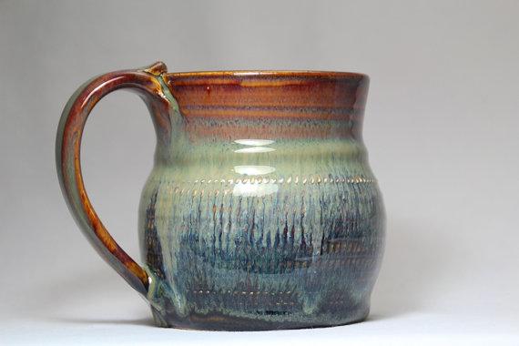 pottery-mug