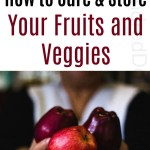 How to Cure and Store Your Fruits and Veggies: No Root Cellar Required