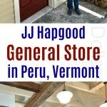 JJ Hapgood General Store & Eatery in Peru, Vermont