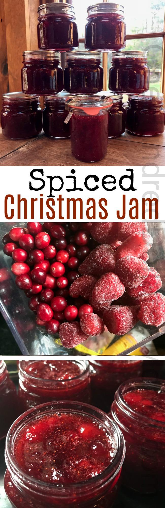 Christmas Jam.Spiced Christmas Jam One Hundred Dollars A Month