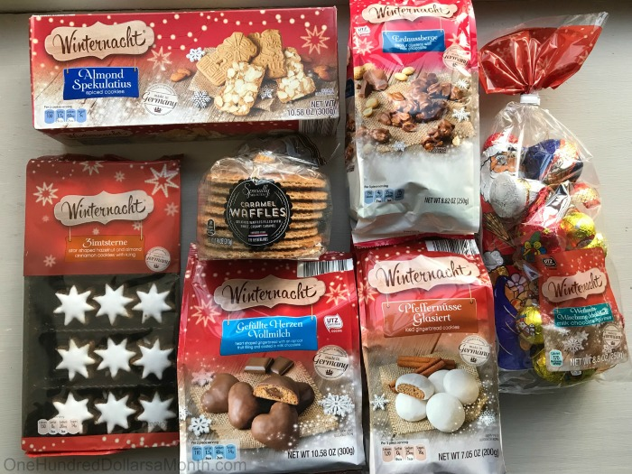 Aldi Christmas Cookies One Hundred Dollars A Month