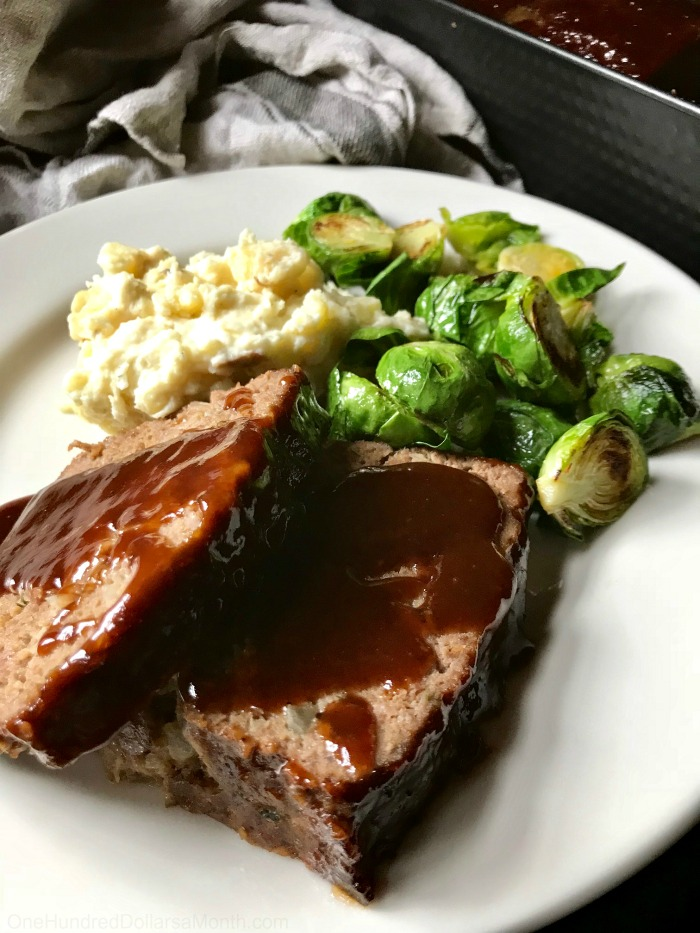 Christmas Meatloaf.The Best Meatloaf Recipe On The Planet Even Ralphie Would