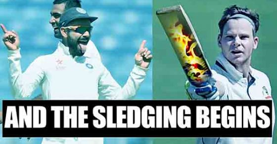 Image result for kohli vs australia sledging