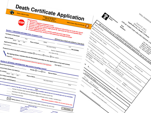 How To Apply For Death Certificate Your Complete Guide