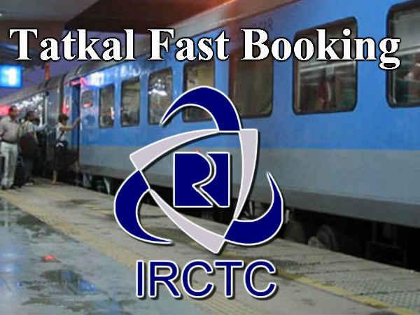 Online Tatkal Booking