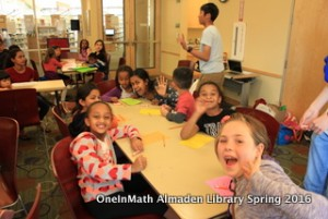 Almaden Library Spring 2016 Photos