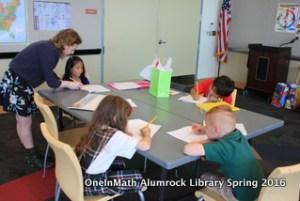 Alumrock Library Spring 2016 Photos