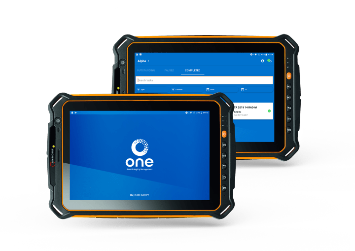 Mobile ONE - available on ATEX intrinsically safe devices