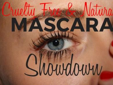 vegan, cruelty free mascara