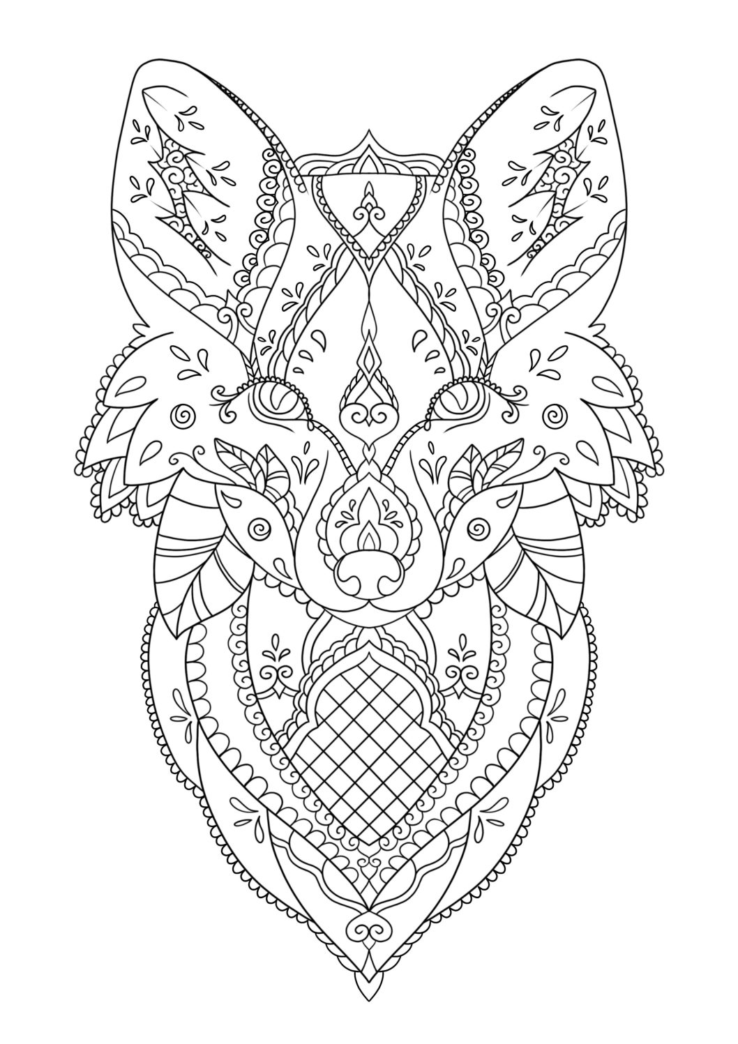 Daisy Nash Designs Downloadble Colouring Pages