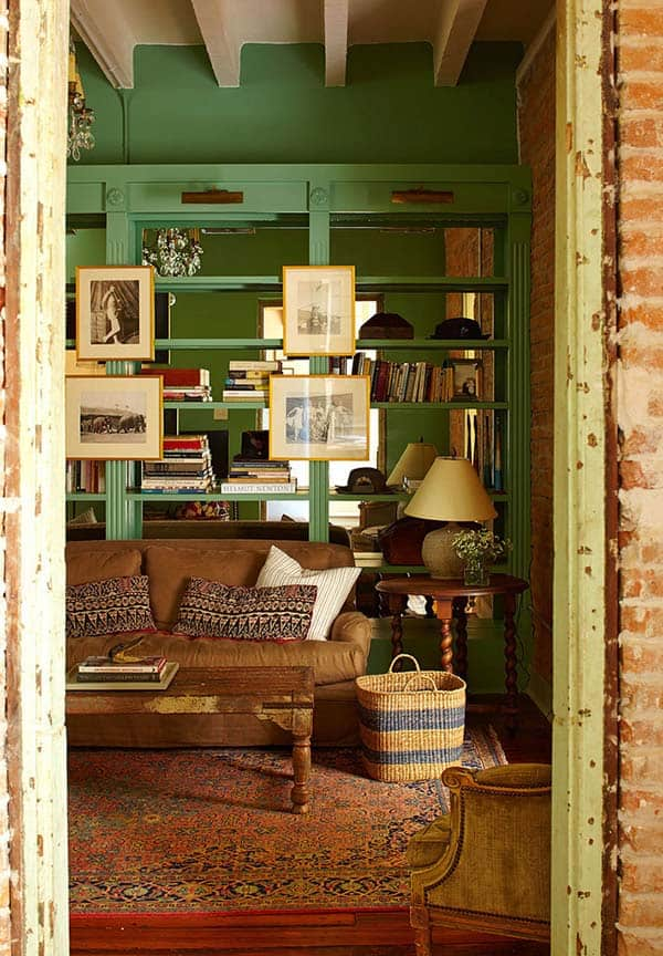 Restoration Of Eclectic French Quarter Pied A Terre In New