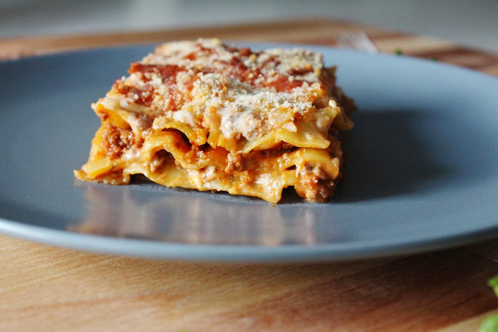 Lækker Lasagne!