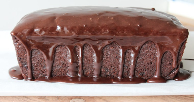 Chocolate Chip Chokoladekage Med Baileys Glasur