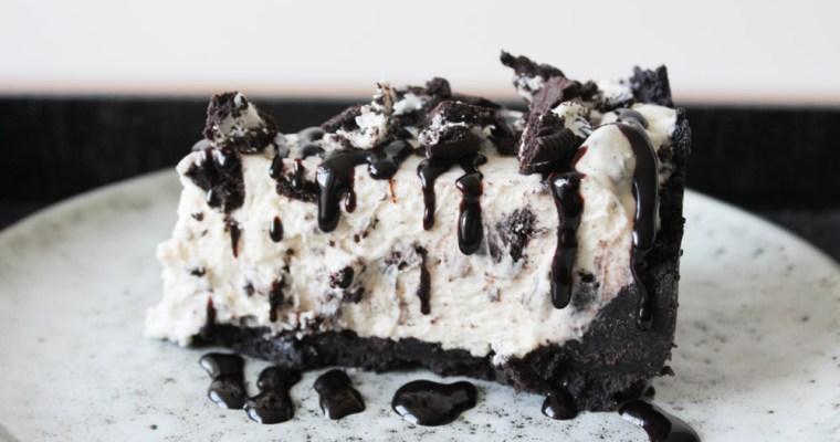 Oreo No Bake Cheesecake