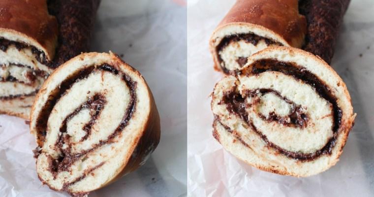 Nutella Brød