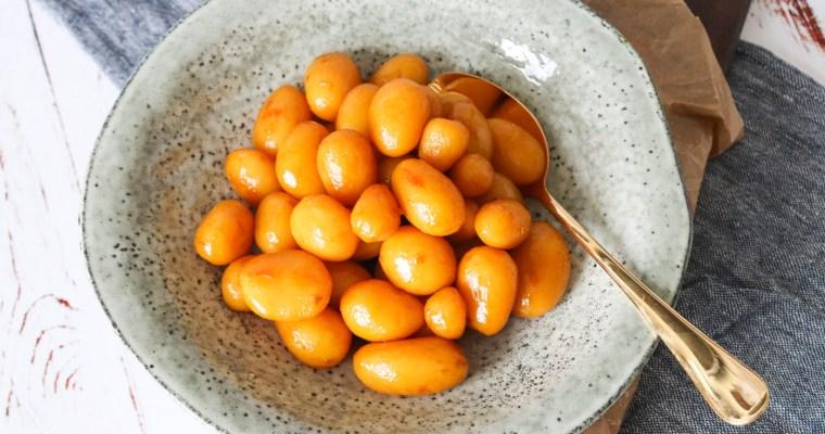 Nemme Brunede Kartofler – Brunede Kartofler Med Farin Og Sukker