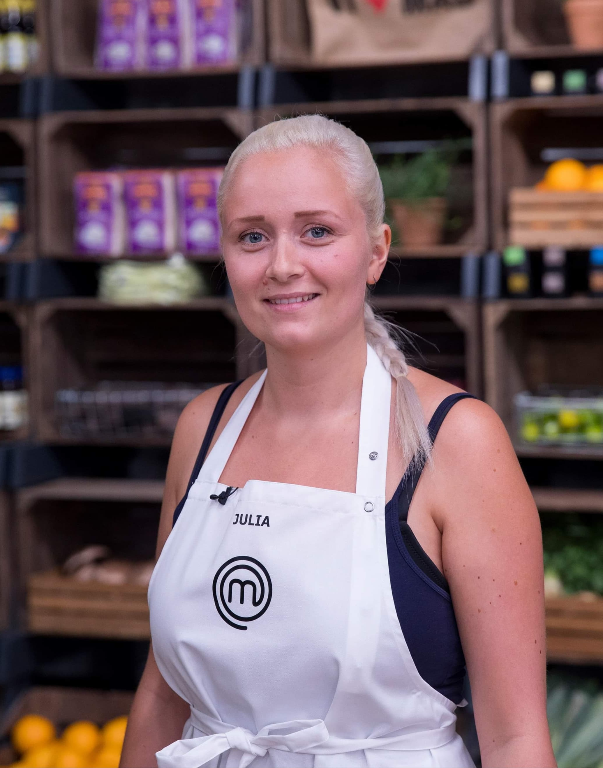 Julia Olsen - MasterChef 2019 - Foto: TV3
