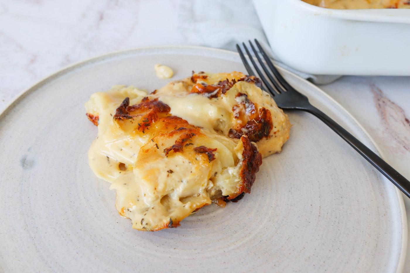 Flødekartofler Opskrift – Flødekartofler Med Ost – De Bedste Flødekartofler