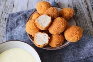 Doritos Kyllingenuggets - Opskrift På Nuggets Med Doritos