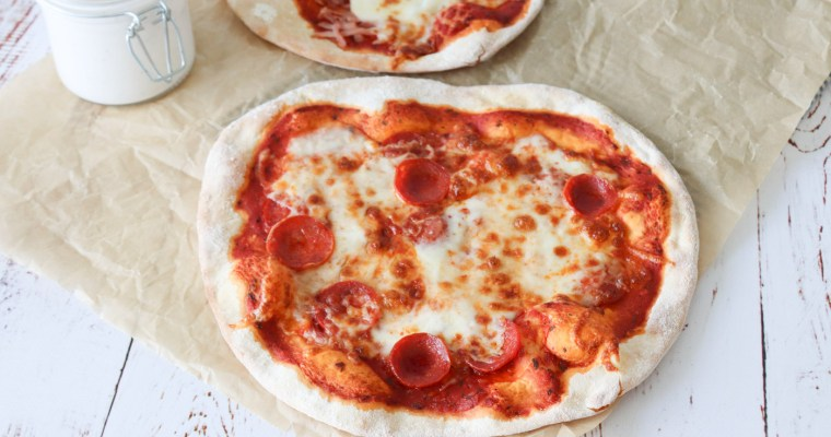 Den Bedste Pizza Opskrift – Pizzadej Der Ikke Skal Hæve