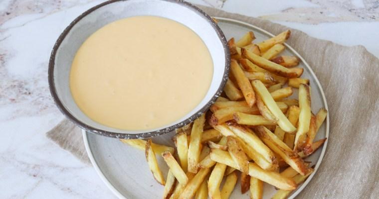 Ostedip – Den Bedste Ostesauce – God Til Cheese Fries