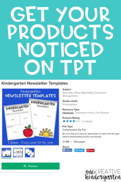 Tips to Get Your Products Noticed on TpT