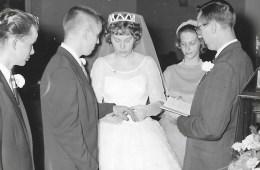 Sandi's Wedding Proposal By Julie McFarland