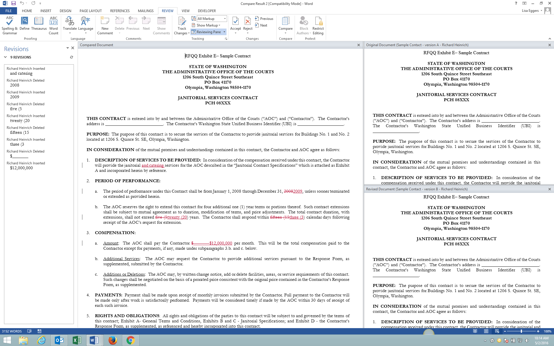 Microsoft Word tips for lawyers
