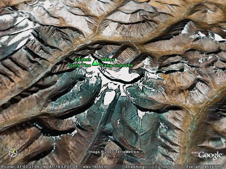 Mount Kailash, Matted Lock of Shiva,as Jatadhara.jog
