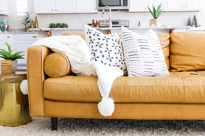 why the sven sofa is perfect for living