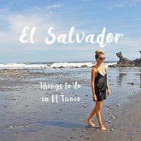 El Salvador: The best things to do in El Tunco