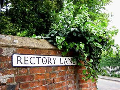 Rectory Lane, Halesworth