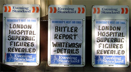 Standard claims Butler whitewash