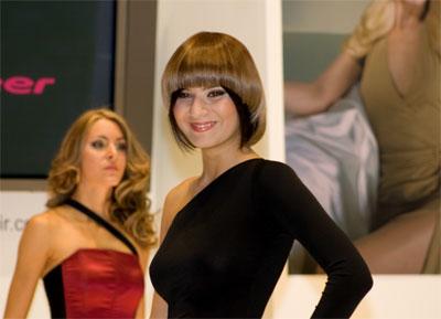 Salon International model