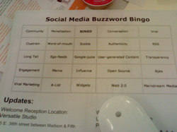 Blogher Bingo