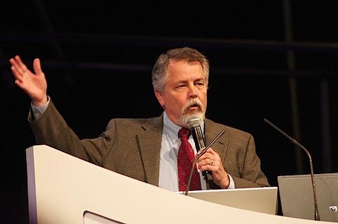 Doc Searls at Le Web 3