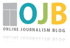 Online Journalism Blog logo
