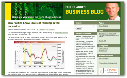 Phil Clarke's Business Blog