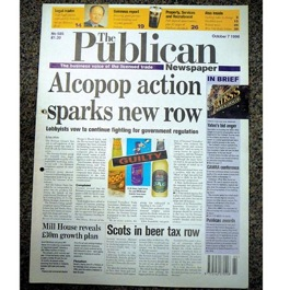 Publican Newspaper - October 1996