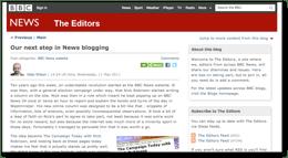 Bbcblogging