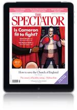 Spectator on iPad